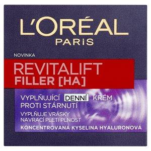 L'Oréal Paris Revitalift Filler [HA] vyplňující denní krém proti vráskám 50ml