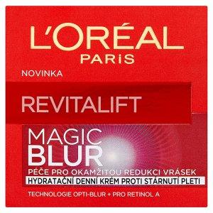 L'Oréal Paris Revitalift Magic Blur hydratační denní krém proti vráskám 50ml