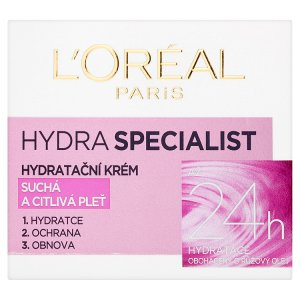 L'Oréal Paris Hydra Specialist hydratační krém suchá pokožka 50ml