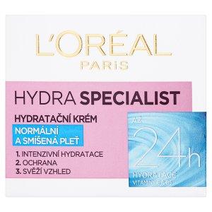L'Oréal Paris Hydra Specialist hydratační krém normální pleť 50ml