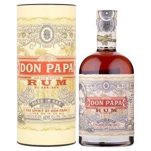 Don Papa Ron třtinový rum tmavý 700ml