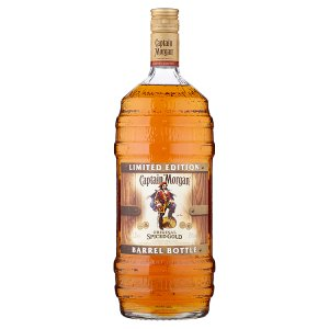 Captain Morgan Spiced Gold Barrel 1,5l