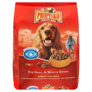 Propesko granule pro psy 1kg, vybrané druhy