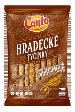Canto Originální Hradecké tyčinky 90g, vybrané druhy