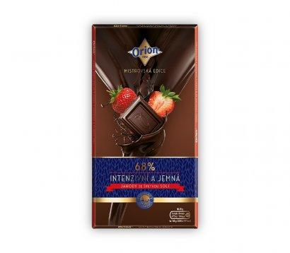 ORION Hořká čokoláda s 68 % kakaa 100g, vybrané druhy
