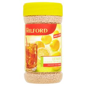 Milford Instatntní čaj s extraktem černého čaje s citrónovou příchutí 400g