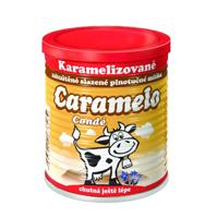 Bohe Milk Caramelo Condé Karamelizované slazené plnotučné mléko 397g v akci