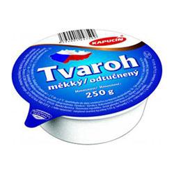Kapucín měkký tvaroh 250 g