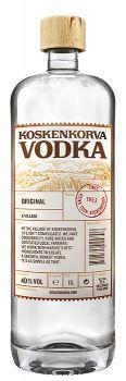 Koskenkorva vodka 1l v akci