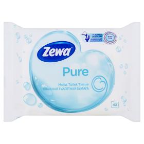 Zewa vlhčený toaletní papír 42 ks, vybrané druhy