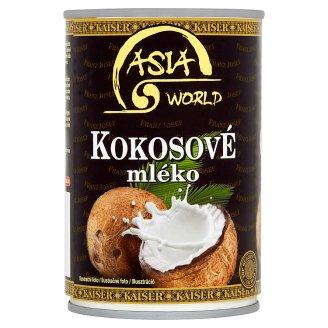Asia World Kokosové mléko 400ml