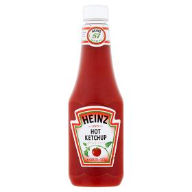 Heinz kečup 570g, vybrané druhy