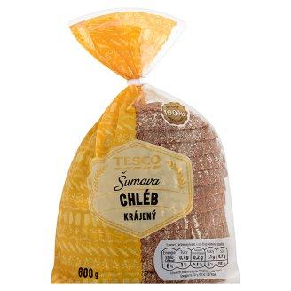 Tesco chléb Šumava krájený 600g