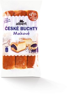 Albert České buchty 360 g