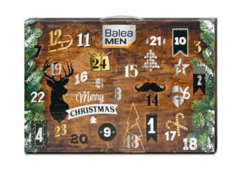Balea Men adventní kalendář