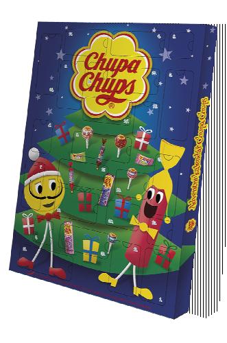 Chupa Chups Adventní kalendář
