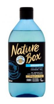 Nature Box šampon na vlasy 385 ml, vybrané druhy