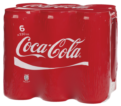 Coca-Cola 6x 0,33 l