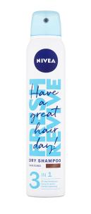 Nivea suchý šampon 200 ml, vybrané druhy
