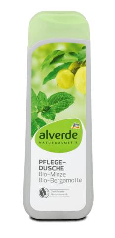 Alverde sprchový gel 250 ml, vybrané druhy