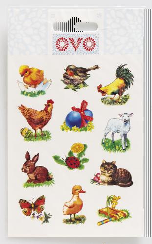OVO obtisky nebo smršťovací košilky na vajíčka
