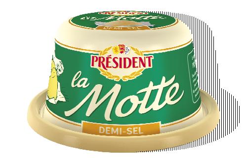 Président La Motte máslo 250g