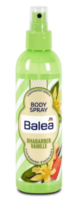 Balea tělový sprej 200 ml