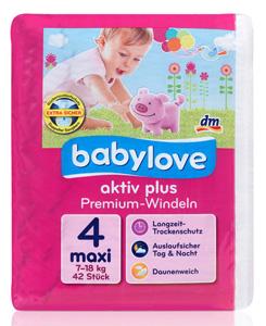 Baby Love Aktiv
