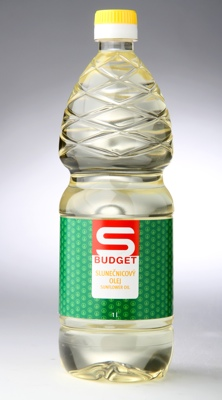 S-budget Slunečnicový olej