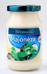 Varmuža Majonéza