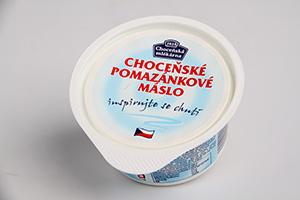 Choceňské pomazánkové máslo