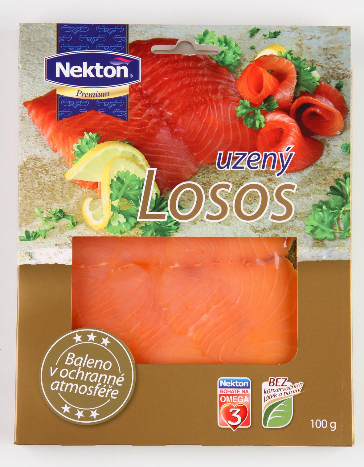 Nekton Premium Uzený losos