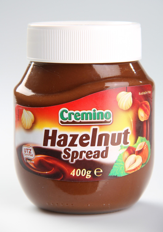 Cremino Hazelnut Spread
