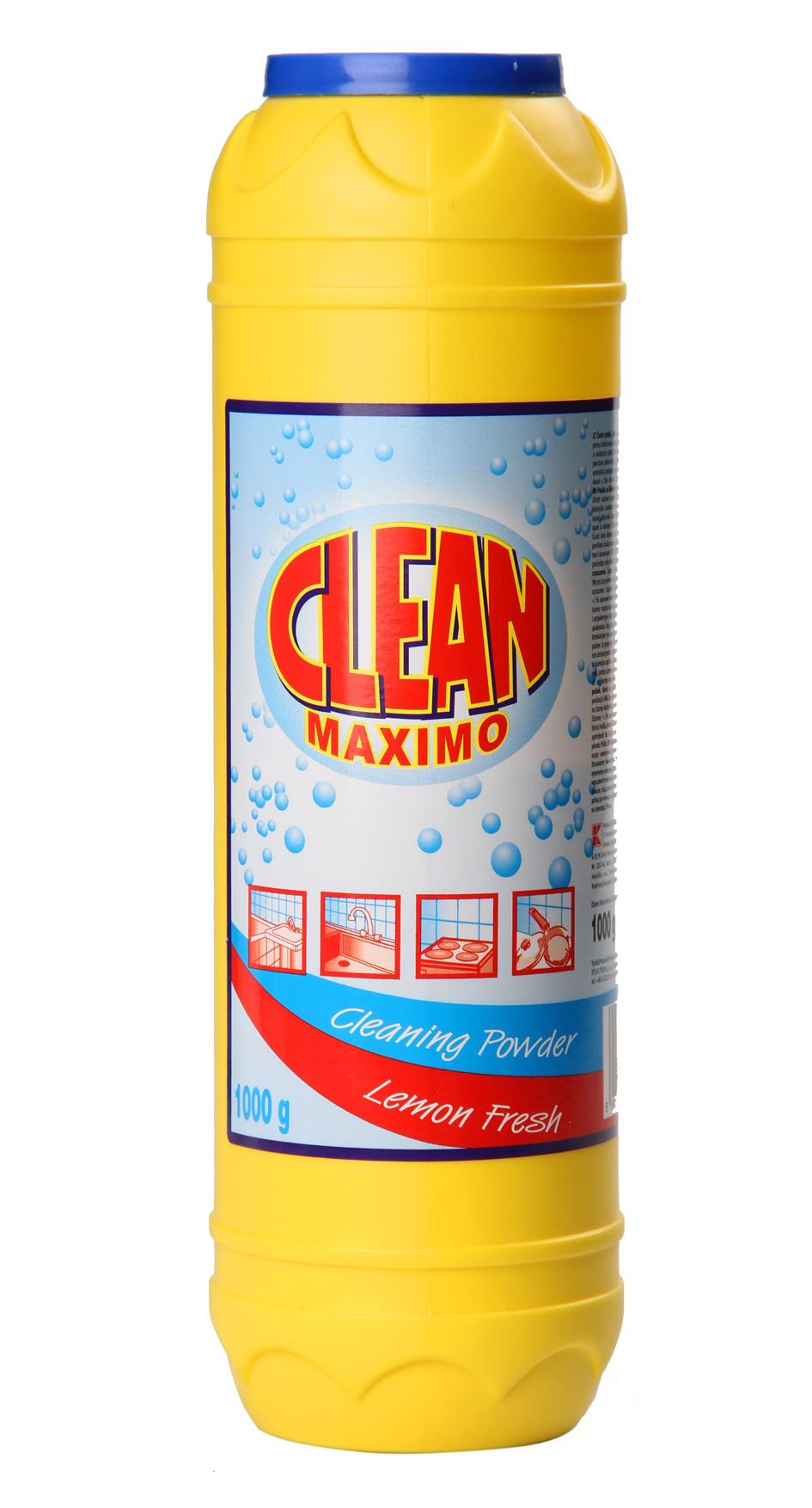 Clean Maximo, čistící prášek