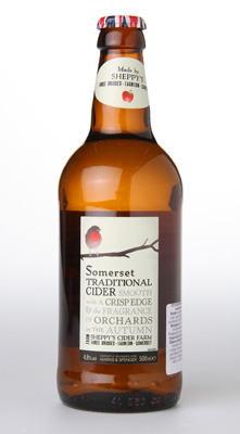 Somerset Trad. Cider from Sheppy's Farm
