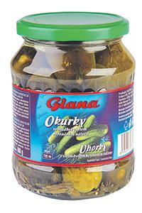 Giana okurky
