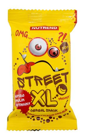 Nutrend Street XL cereal snack