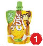Hello Cuuc, ovocná přesnídávka