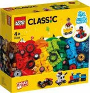 LEGO® Classic Kostky a kola