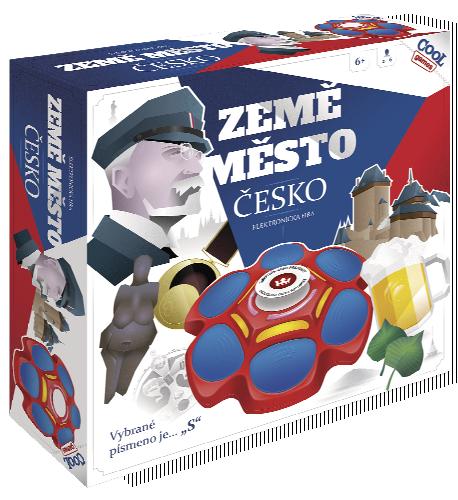 Cool Games Země, město, Česko...!